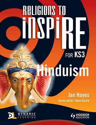 Religions to InspiRE for KS3 Hinduism Pupil's Book by Hayes, Jan Paperback boo