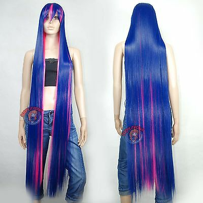 Panty Stocking Extra Long Cosplay Wig - 56 inch High Temp - CosplayDNA Wigs