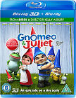 Gnomeo And Juliet (3D Blu-ray, 2011)
