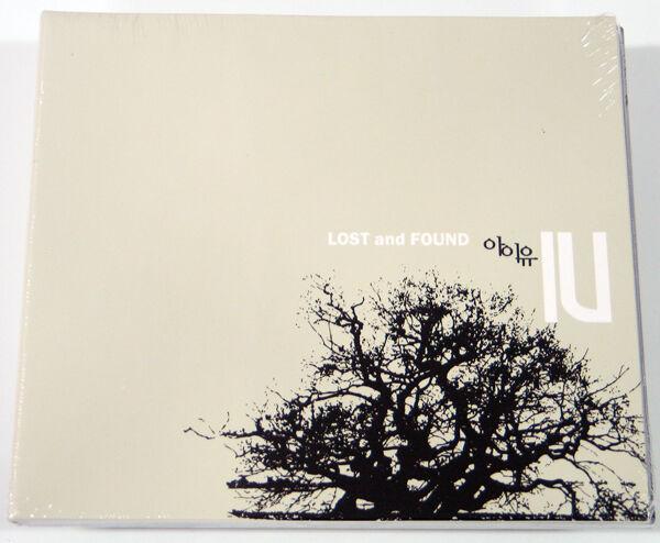 IU - Lost And Found (1st Mini Album) (CD+Free Gift)