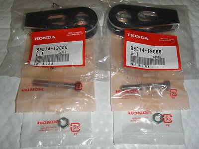 Honda NOS 750 Drive Chain Adjuster Set 500 550 700 CB750K CB500K CB550K VF700F
