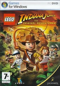 NEW-LEGO-INDIANA-JONES-THE-ORIGINAL-ADVENTURES-FOR-PC-DVD-ROM-SEALED-NEW