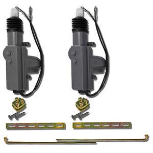 2 heavy duty power door lock actuator motor 12 volt us ebay for 12v door lock actuator