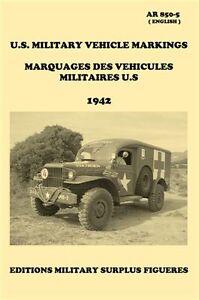 technical manual ar 850 5 u s military vehicles marking. Black Bedroom Furniture Sets. Home Design Ideas