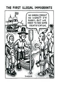 Golden Door Immigrants