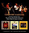 Country Gazette - Live/Sunny Side Of The Mountain/What a Way to Make a Living (2011)