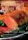 The Perfect Dinner Party - Starters, Main Courses And Desserts (DVD, 2006, 3-Disc Set)
