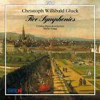 Christoph Willibald Gluck - : Five Symphonies (2011)