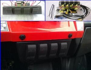 polaris ranger rzr razor 800 s 570 xp900 4 switch panel fuse block ebay