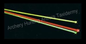 3-FEET-FIBER-OPTICS-OPTIC-029-034-YELLOW-REPLACEMENT-Bow-Sight-Cir-Cut-Archery