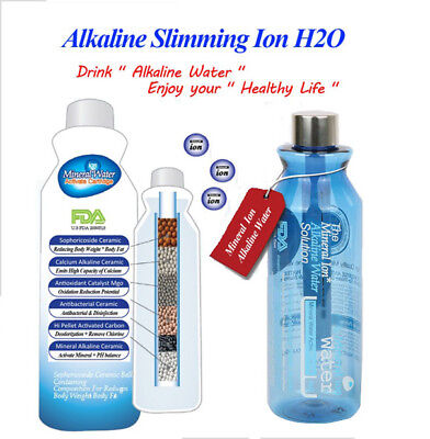 Portable Alkaline Diet Water Ionizer