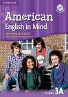 American English in Mind Level 3 Combo a with DVD-ROM by Herbert Puchta, Jeff Stranks (Mixed media product, 2011)