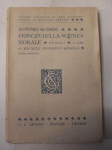 ROSMINI-PRINCIPI-DELLA-SCIENZA-MORALE-G-C-SANSONI-1946
