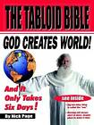 The Tabloid Bible by Nick Page (Paperback)