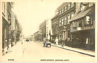 ASHFORD ( Kent) : North Street RP