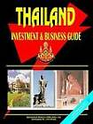 Thailand Investment and Business Guide by International Business Publications, USA (Paperback / softback, 2005)
