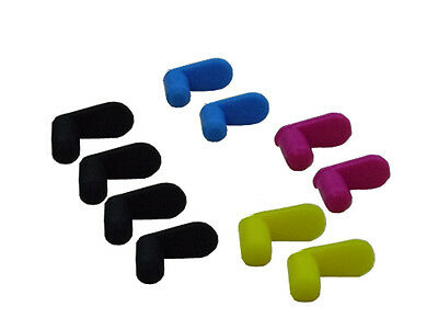 10 Rubber Plugs for CANON HP Brother EPSON DIY CISS CIS Refillable Ink Cartridge