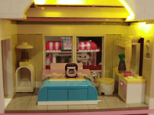 Image Is Loading Lego Friends 3315 Olivia 039 S House Bedroom