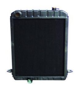 New Radiator Made To Fit John Deere Backhoe 300D 310C 310D 315C 315D AT156560