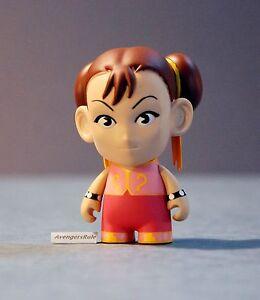 Street-Fighter-KidRobot-Mini-Figures-Chun-Li-Red-1-20-Rarity