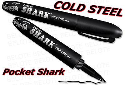 Cold Steel Pocket Shark Self Defence Marker Pen 91SPB