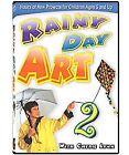 Rainy Day Art And Crafts Vol.2 (DVD, 2008)