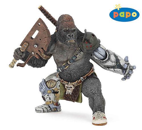 Gorillamutant Mutants  11,5 cm Fantasy Papo 38974