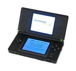 Buy Nintendo Ds Lite Launch Edition Cobalt And Black Handheld System