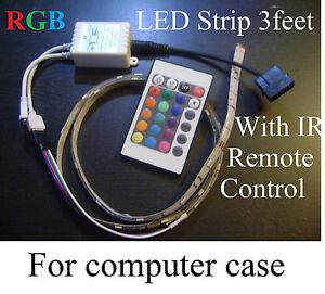 Pc led strip