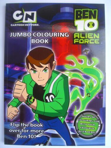8 Character Range {fixed £1 UK p/&p} CHARACTER A4 JUMBO COLOURING BOOKS
