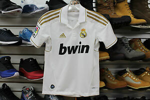 Official-Real-Madrid-2011-2012-Home-Soccer-Jersey-White-Gold-Bwin-Adidas-KIDS