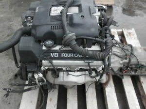 lexus ls400 sc400 jdm 1uzfe vvti engine 1uz v8 motor 1uz. Black Bedroom Furniture Sets. Home Design Ideas