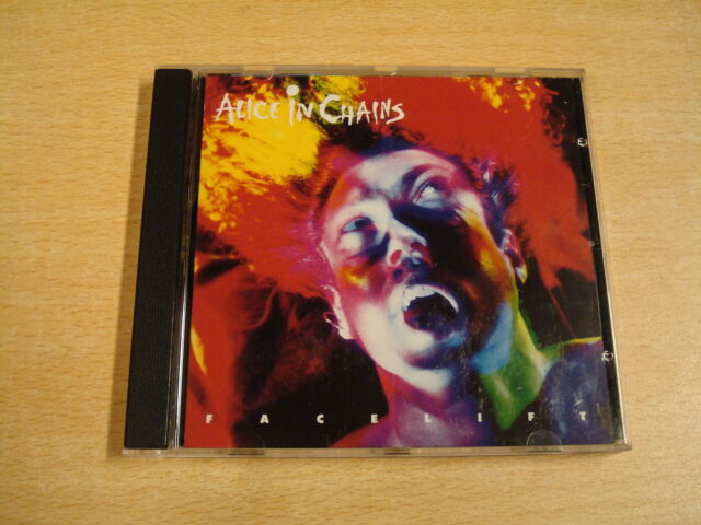 CD / ALICE IN CHAINS - FACELIFT