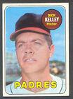 1969 Topps Dick Kelley #359 Baseball Card
