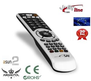 Universal-Remote-Control-to-SilverCrest-SL45-HDMI-easy-to-use-TV