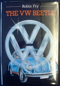 THE-VW-BEETLE-ROBIN-FRY-CAR-BOOK