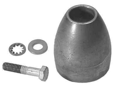 Bravo 3 III Prop Anode Kit 865182A02 865182-C 865182Q01 aluminum zinc salt water