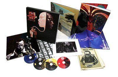 MILES DAVIS - BITCHES BREW [40TH ANNIVERSARY SUPER DELUXE BOX SET EDITION/DVD/2L