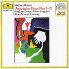 Johannes Brahms - Brahms: Hungarian Dances Nos. 1 - 21 [Germany] (1989)