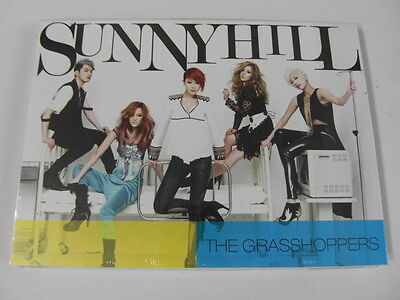 SUNNY HILL - The Grasshoppers CD (Sealed) $2.99 Ship