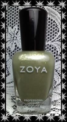 Zoya *~Yara~* Nail Polish Nail Lacquer 2011 Mirrors Metallic Glitter