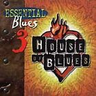 Essential Blues, Vol. 3 by Various Artists (CD, Jun-1999, 2 Discs, House Of Blues)