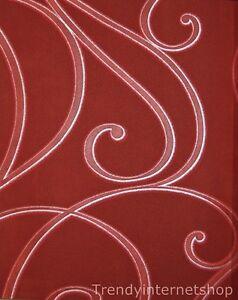 rasch tapete barock rot b b home passion vliestapete barbara becker 452211 ebay. Black Bedroom Furniture Sets. Home Design Ideas