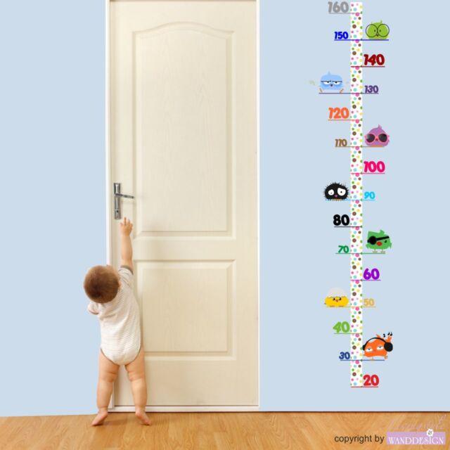 3D Kinder Wandsticker Wanddeko Wandtattoo Wandaufkleber
