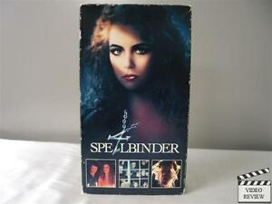 Spellbinder VHS Timothy Daly, Kelly Preston, Rick ...