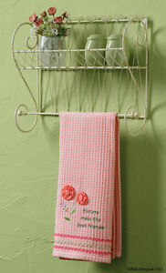 Park-Designs-Shabby-Beach-Cottage-Chic-Scrolled-Wire-Wall-Shelf-amp-Towel-Bar-Rack
