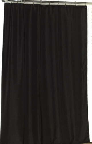 Carnation Home Fashions Extra Heavy 10-Gauge Anti Mildew Shower Curtain Liner
