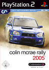 Colin McRae Rally 2005 (Sony PlayStation 2, 2004, DVD-Box)