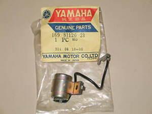 YAMAHA-VINTAGE-NOS-CONDENSER-2-1967-1970-DS6-YDS-YM2-169-81126-21