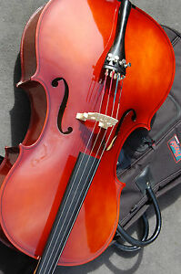 Moselle-3-4-Cello-Model-320-with-padded-bag-and-bow